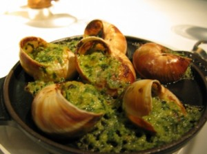 Snails Escargot France Crazy Foods