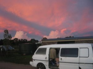 Travel Australia Campervan