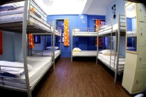12 bed dorm room Sydney Australia