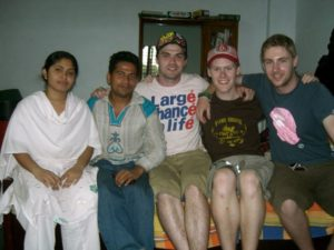couchsurfing in asia