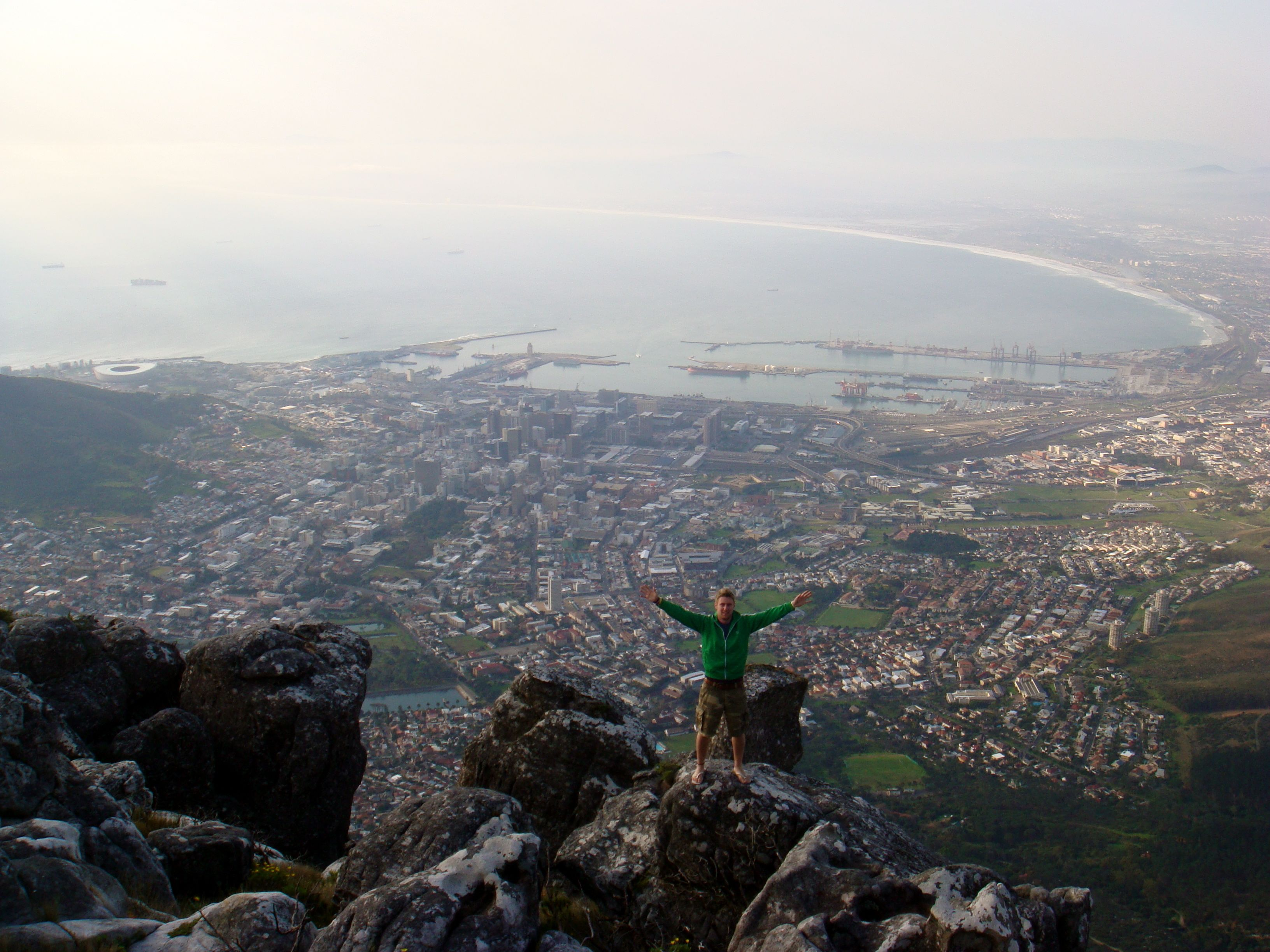 5 things to see in cape town aspiring backpacker for What to see in cape town