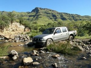 off roading in south africa