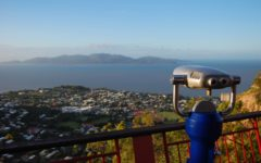 Townsville Castle Hill lookout