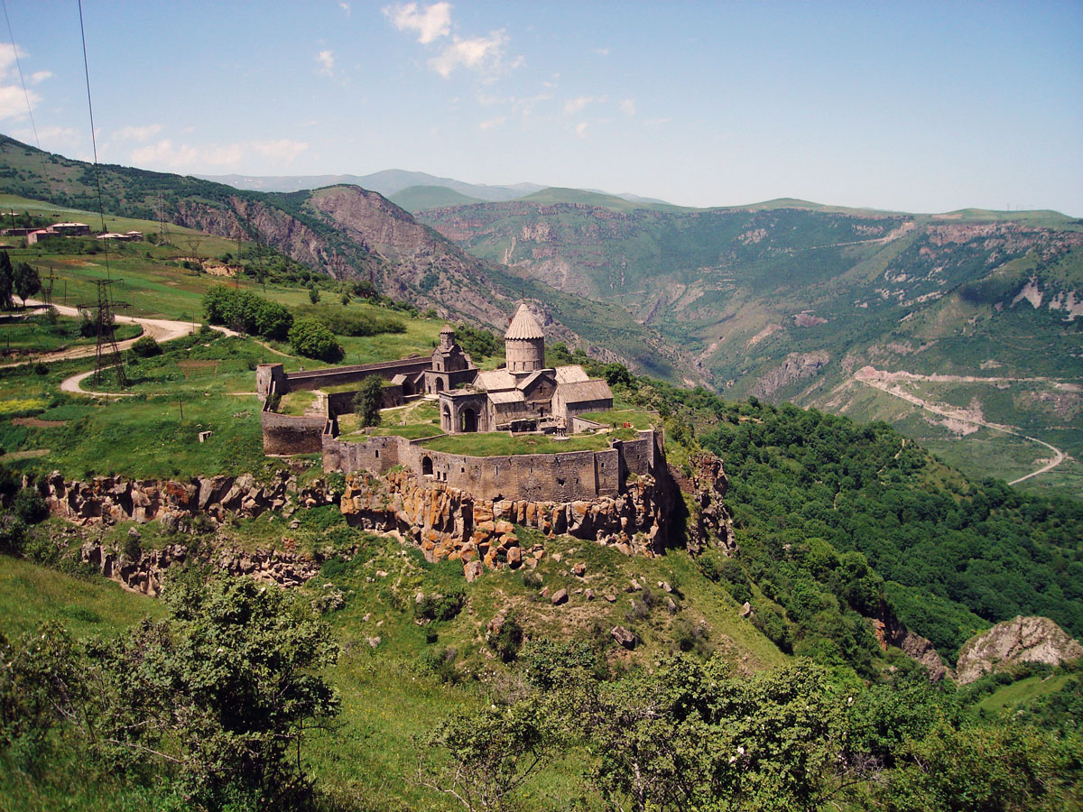 Natural complexes of the North Caucasus. Reserves of the North Caucasus
