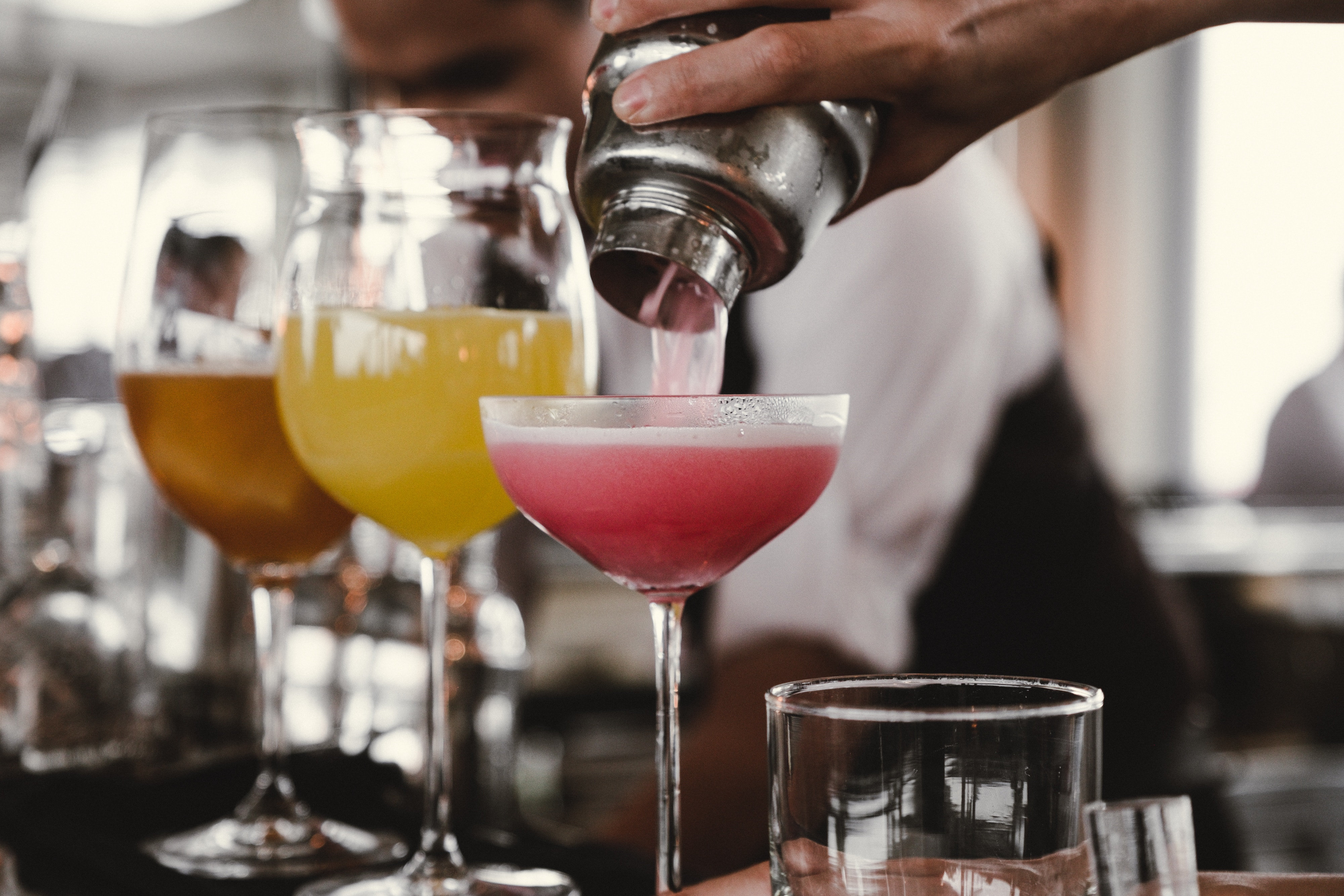 Sydney Is Among The Top Destinations In Australia When It Comes To Quality Food And Drink Opting For A Bucks Party Bus Hire Company May Make